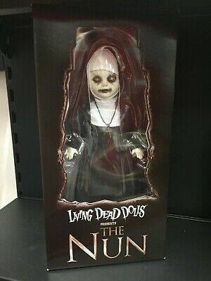 Valac The Nun Living Dead Dolls Presents The Conjuring 2