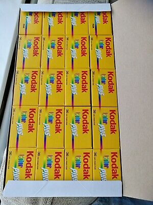 Kodak Colour Plus Iso 200 36Exp.35Mm Film Expired 12/2009 Price For 4 Rolls Only