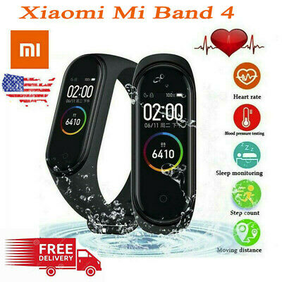 Original Global Version Xiaomi Mi Band 4 | Global Version Xiaomi Mi Band 3 - USA