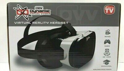 **NEW** JAY AT PLAY DVV Dynamic Virtual Viewer Virtual Reality Headset