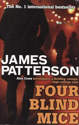 Four Blind Mice by James Patterson (paperback, 2002)
