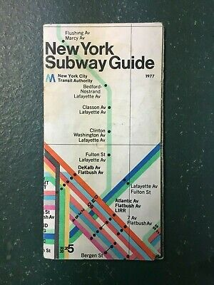 1987 Subway Map.Vintage 1987 New York City Subway Map Guide 33 25 Picclick
