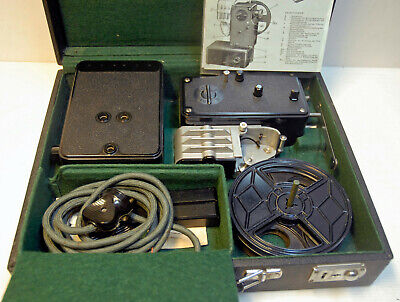 "RARE PROJECTEUR "" DRALOWID "" - 8 mm - germany -  Valisette quai neuve -1938"