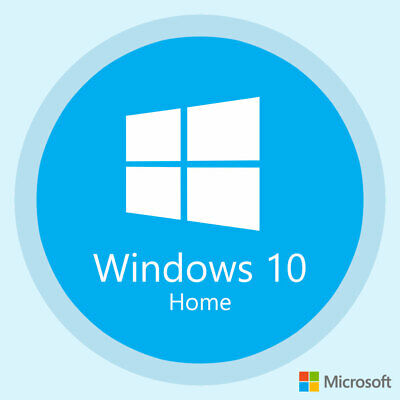 Instant Genuine Windows 10 Home 32/64 bit Key Product Code / Win 10 Home