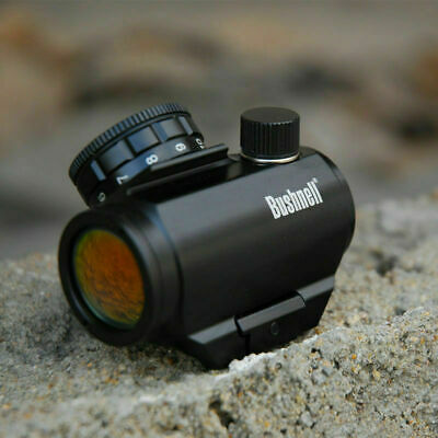 Bushnell TRS 25 Red Dot 3 MOA Optics for Holographic Rifle Scope Airsoft Hunting