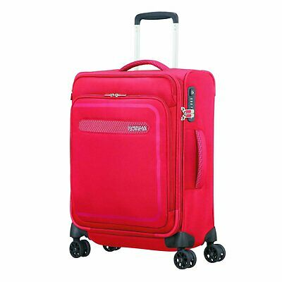 American Tourister Airbeat Spinner 55/20 Expandable Bagaglio A Mano 55 Cm (100)