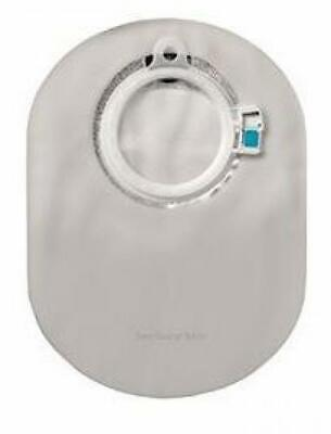 SenSura Mio Filtered Two-Piece Closed End Ostomy Pouch, Maxi, Flat, 40mm, BX/30