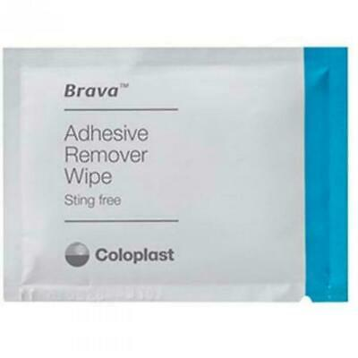 DISCOUNT!!! Coloplast Brava Adhesive Remover Wipes, Alcohol-free, BX/30, #120115