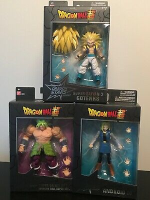Dragon Ball Stars Series Dragon Ball Super Complete Broly Waves 7