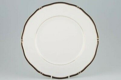 """10 3/4"""" Wedgwood ROYAL LAPIS China Dinner Plate - no signs of use A+ CONDITION"""