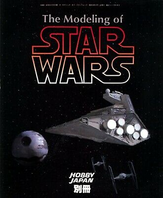 Star Wars The Modeling of STARWARS HOBBY JAPAN Japanese Book