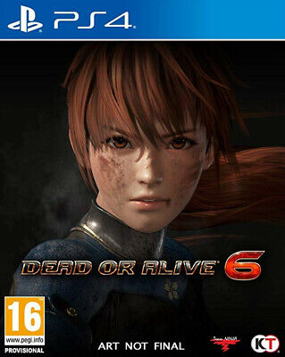 Dead or Alive 6 (PS4) BRAND NEW AND SEALED - IN STOCK - QUICK DISPATCH