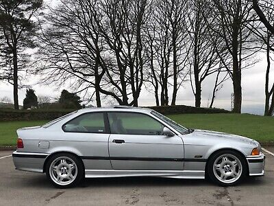 BMW E36 M3 3.0 Coupe Manual - FSH - Immaculate Throughout - PX Welcome