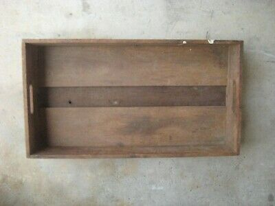 Antique Wood Drawer / Tray / Box / Home Decor / Lot 2