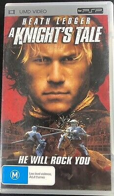 A Knights Tale UMD for Sony PSP in Good Condition