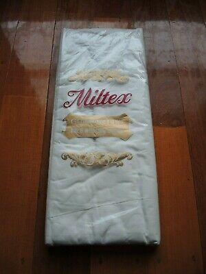 Vintage Miltex Cotton Double bed sheets sealed BRAND NEW
