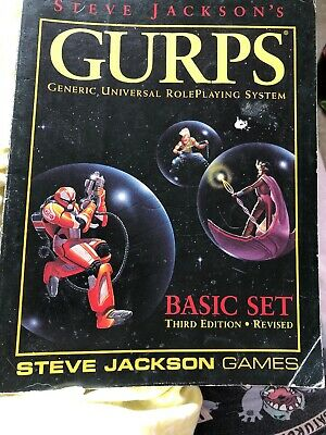 ADB #8003 Gurps 3rd Edition Klingons Complete Imperial Data File New