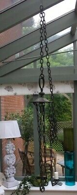 Very Good Quality Antique Ceiling Light Fitting For A Plafonnier Or Chandelier