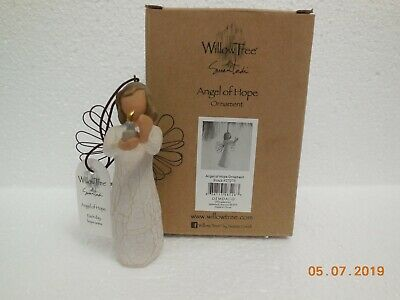 Angel of Hope  ~ Hanging Ornament ~ Willow Tree ~ Susan Lordi ~ #27275