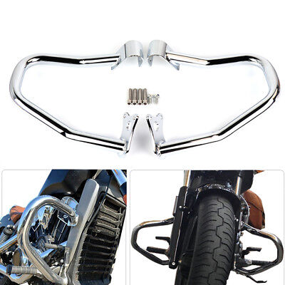 Engine Protect Guard Heavy Duty Highway Crash Bar For Indian Scout Sixty 2015-18