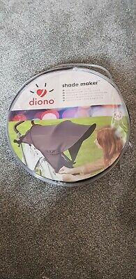 DIONO SHADE MAKER PUSHCHAIR BUGGY STROLLER SUN CANOPY KIDS PROTECTION UPF 50+