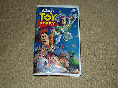 Walt Disney, Pixar, Toy Story, Animated Vhs Movie, Excellent Condition