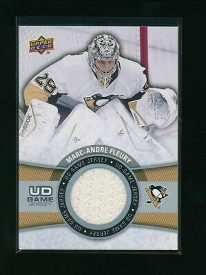 2015-16 Upper Deck Game Jerseys #GJMF Marc-Andre Fleury