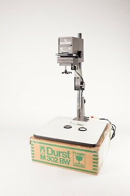 Durst M302 Black And White, A 35mm Condenser Enlarger With Box in Exc. Condition