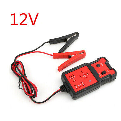 CNBJ-707 Electronic Automotive Relay Tester 12V CarDiagnostic Battery Checker