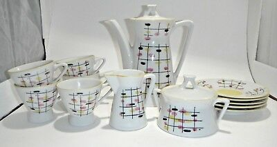 Cheltenham China Tea ~ Coffee ~ Cocoa Set ~ 13 Pieces ~ Made In Japan