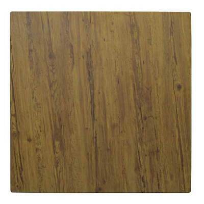 New Cafe Table Top Restaurant Furniture Round Outdoor Tops 60cm Aged Pine Sliq