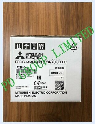NEW In Box Mitsubishi PLC FX2N-20GM FREE INT SHIPPING AND 1 YEAR WARRANTY