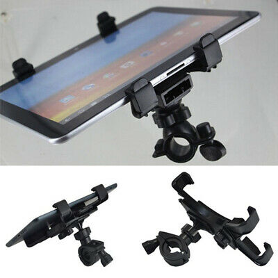 360° Universal Bike Bicycle Cycling MTB Mount Holder Bracket For Cell Phone iPad