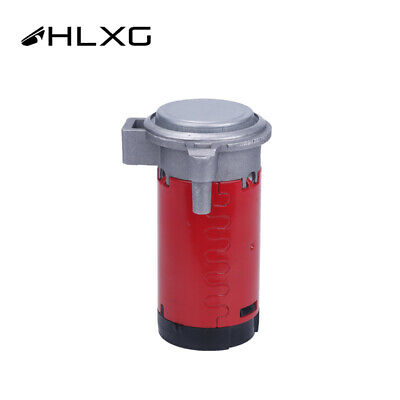 12V Air Compressor For Air Horn Boat Car Truck Auto Vehicle Electric Machine RED