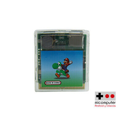 GB Game Boy GameBoy cartucho flash Everdrive JackDiY, microSD 16 32 64 GB. NUEVO