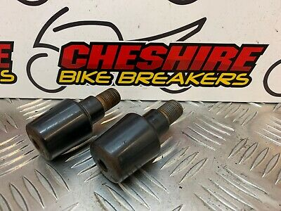 Yamaha Yp125r Yp 125 R X-max 05 2006 07 2008 2009 Handlebar Bar End Weights