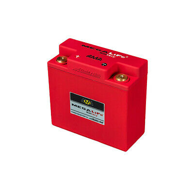 Mega-Life MR-20 LiFePO4 Lithum-Ion Lightweight Race Battery