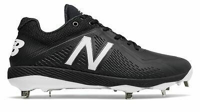 New Balance Low-Cut 4040v4 Elements Pack Metal Baseball Cleat Mens Shoes Black
