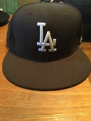 2bc76233e1617a NEW ERA LOS Angeles Dodgers Woodland Camo Camouflage 59FIFTY Fitted ...