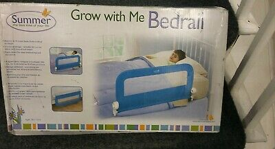 Summer Infant Grow With Me - Bed rail Single - Blue