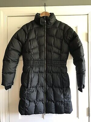 f7baaed1b KARRIMOR LONG ALPINE Down Jacket Ladies Size XS (8) Black - £47.99 ...