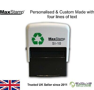 Custom Made Self Ink Rubber Stamp Business,Address,Nhs,Doctor,Nurse,Hospital