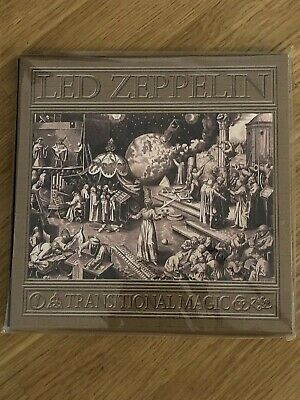 LED ZEPPELIN LIVE In Japan Osaka 29 Sep 71 3 CD Empress