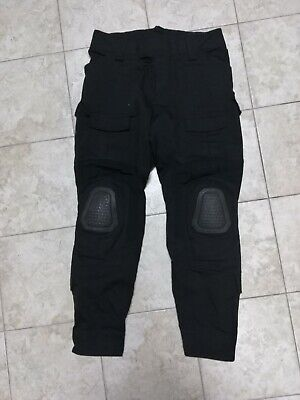 523bd93f82 PANTALONI MILITARI TATTICI PROFESSIONALI Security Sicurezza Neri ...