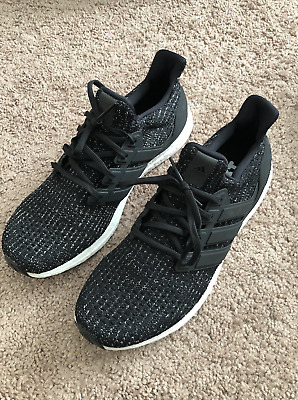 adidas ultra boost 4.0 black white speckle cheap online