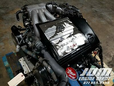 02 03 LEXUS Es300 3 0L V6 Vvti Engine And Auto Fwd Trans Jdm