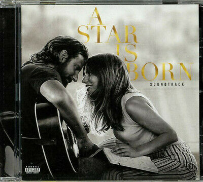 1 CENT CD A Star is Born 2018 SOUNDTRACK [PA] - lady gaga cooper