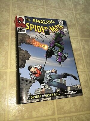Amazing Spider-Man Marvel Omnibus Vol. 2 Stan Lee Very Good OOP Spiderman