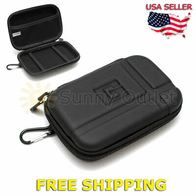 5-inch Hard Shell Carrying Case For Rand McNally Road Explorer 5 50 GPS HC5