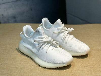 ADIDAS YEEZY 350 V2 Cream White Boost Low SPLY Kanye West CP9366 MEN'S US 11
